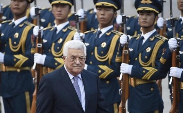 Isi Kandungan Surat Mahmoud Abbas Kepada Kim Jong Un Buat Israel Tak Senang Duduk