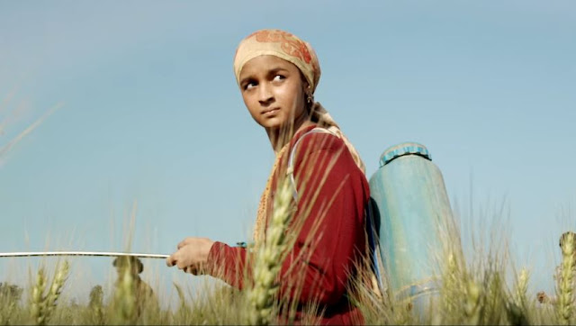Alia Bhatt in Abhishek Chaubey's Udta Punjab, directed by Abhishek Chaubey
