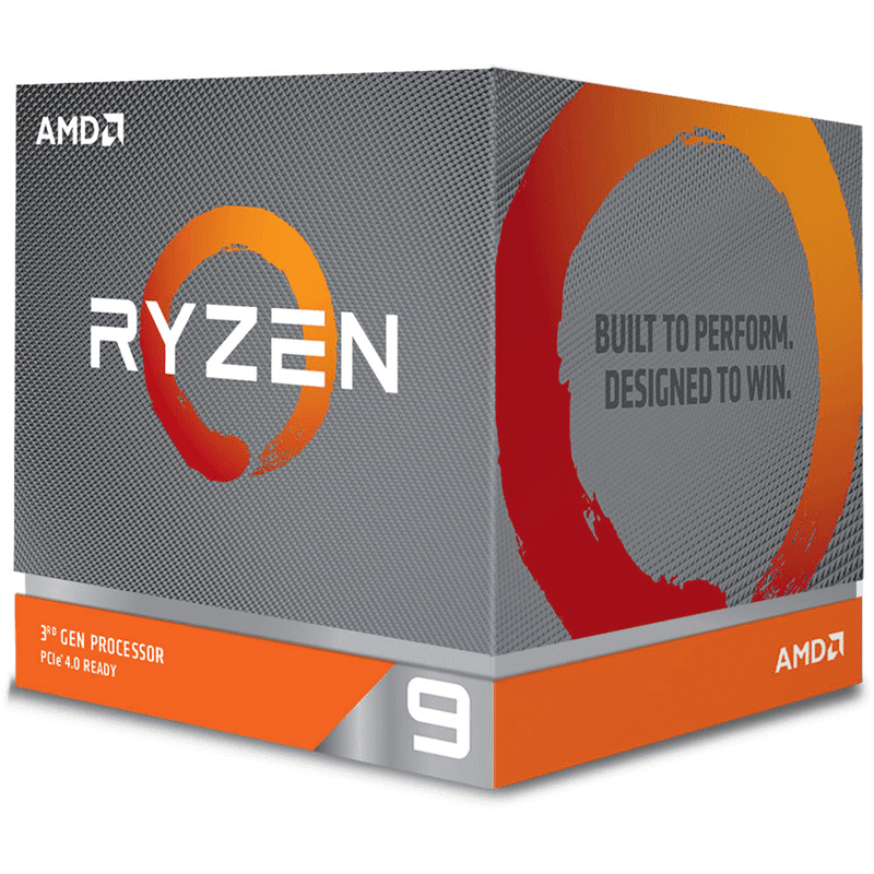 AMD said that Ryzen 9 rivals with Intel's Core i9