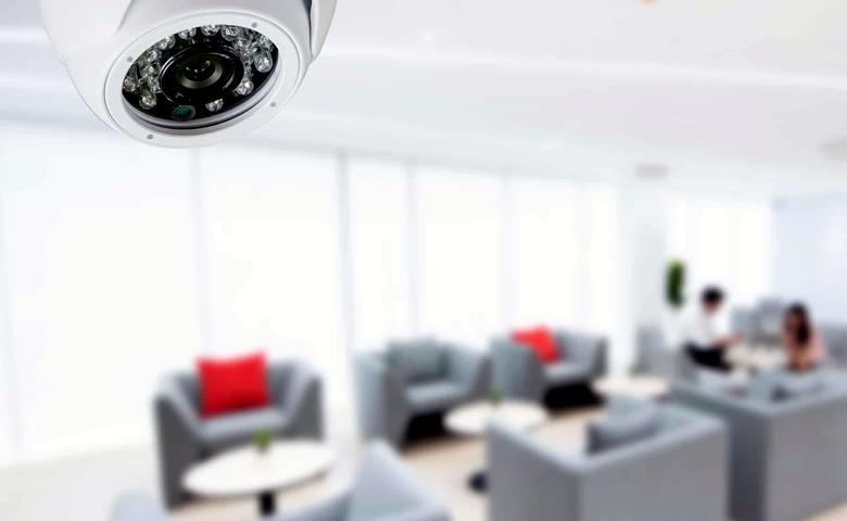 condiciones vigentes para la videovigilancia en el centro de trabajo, camaras de seguridad