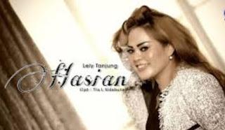 Lirik Lagu Lely Tanjung - Hasian