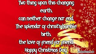 CHRISTMAS 2019 SHAYARI