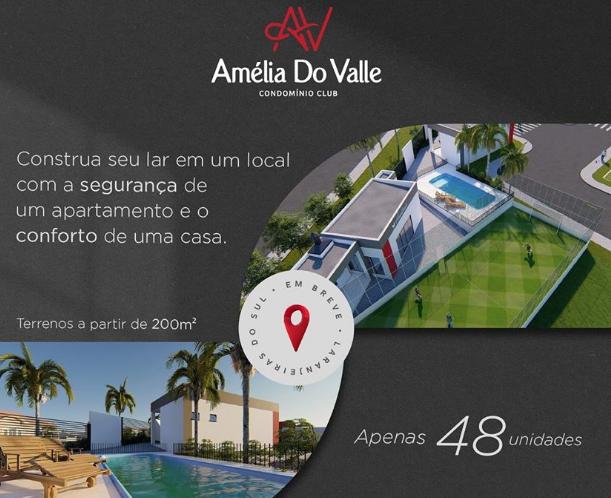 Laranjeiras - Amélia do Valle Condomínio Club, Lançamento exclusivo W.W. Corretor de Imóveis