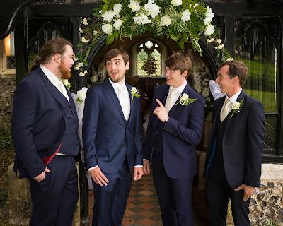 Norwich wedding photographer Tony Story
