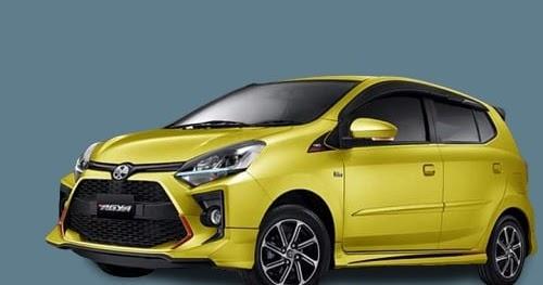 Cicilan mulai dari 2 jutaan; Harga Toyota Agya Baru Area Cikarang Tambun Bekasi ~ Promo Toyota Cikarang Dp Cicilan Kredit ...