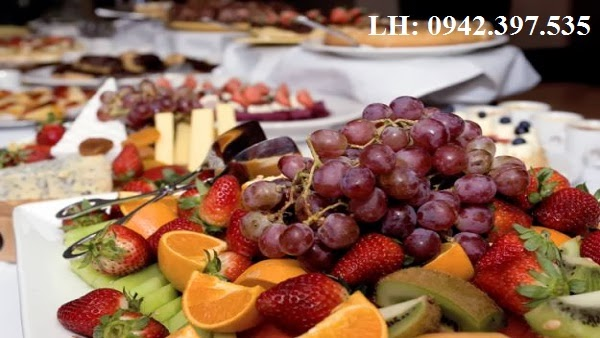Hoa quả sạch theo mùa luôn tươi ngon và đảm bảo vệ sinh an toàn thực phẩm