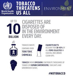 Tabaco - componentes e constituintes