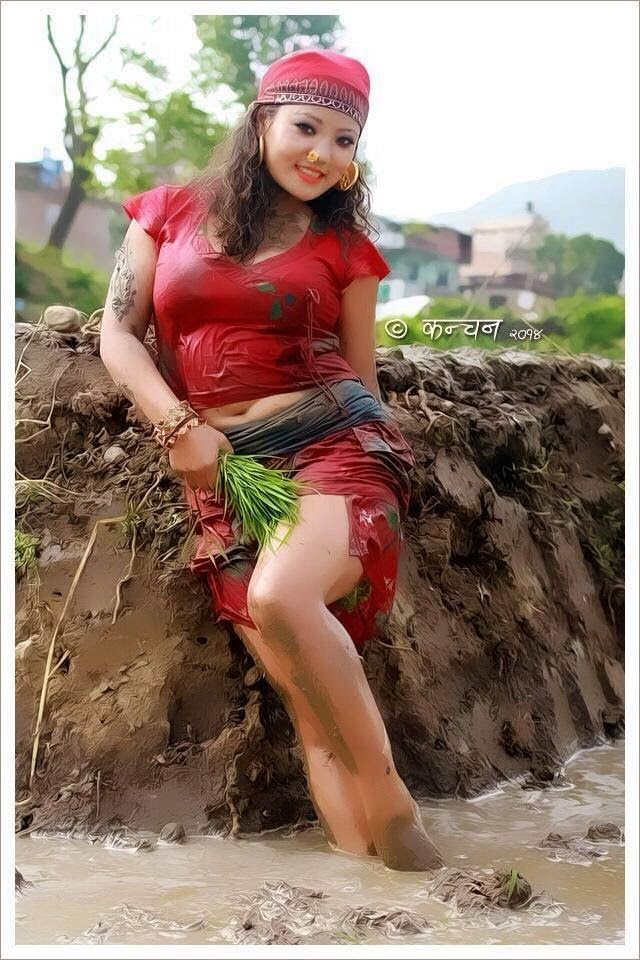 Folk Singer Model Jyoti Magar Hot Photos - Nepali Model-7758