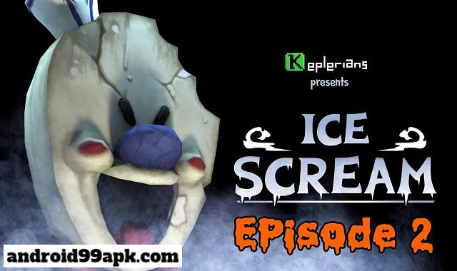 لعبة Ice Scream Episode 2 v1.0.2 كاملة (بحجم 135 MB) للأندرويد
