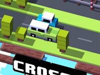 Free Download games Crossy Road Apk versi 1.5.4 Mod Terbaru 2016