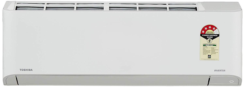 Toshiba 1.5 Ton 4 Star Inverter Split AC