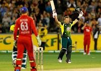 Cricket, Live score