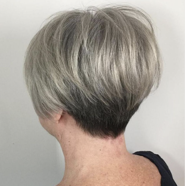 Gorgeous Short Hairstyles For Women Over 70 Latesthairstylepedia Com