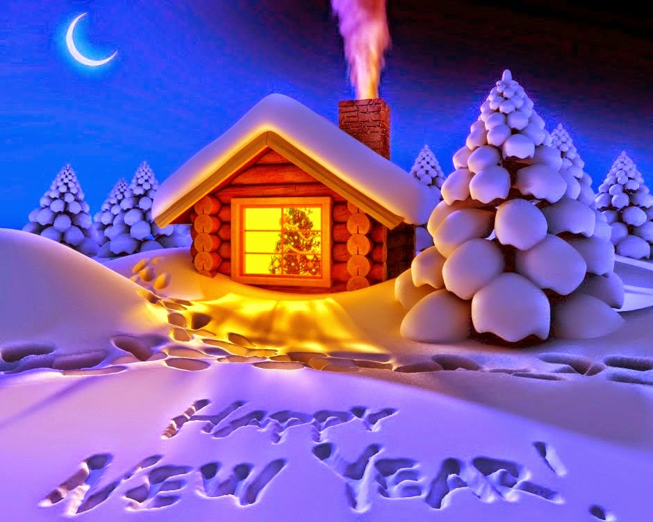 Happy New Year 2016 Wallpapers for iPhone