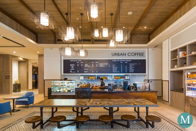 Urban Coffee Cafe at Clark Marriott Hotel