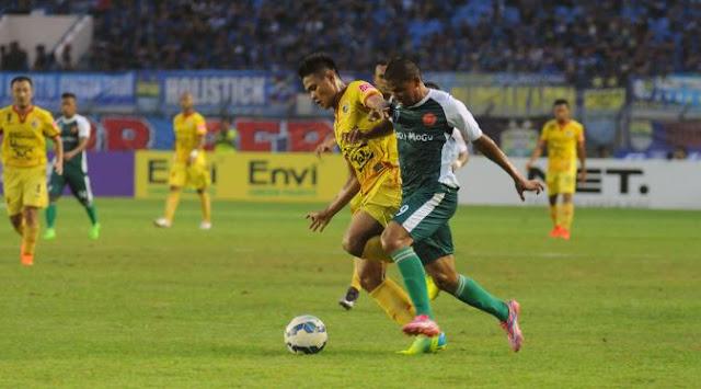 PS TNI vs Sriwijaya FC