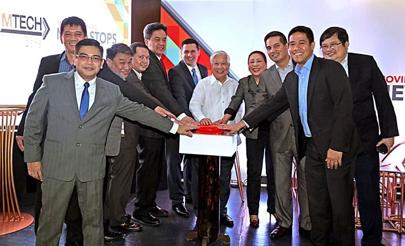 Top Meralco executives