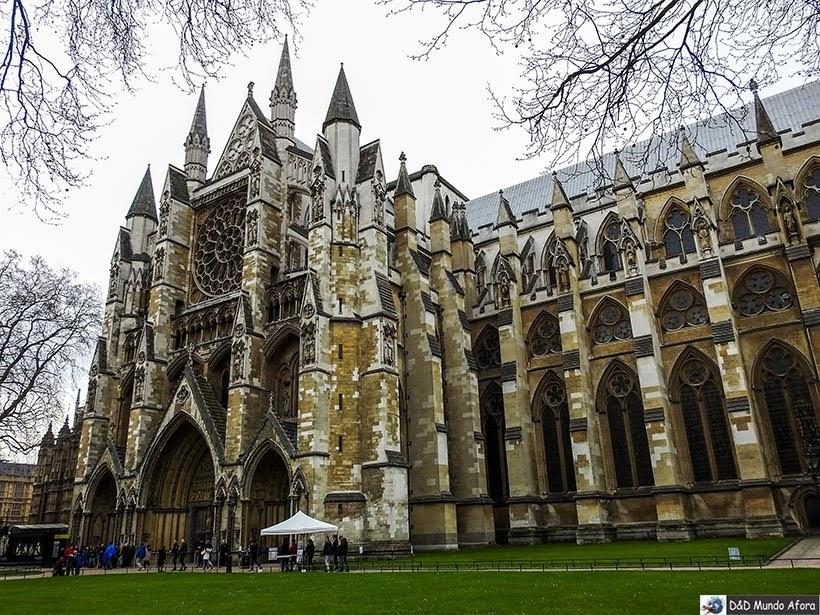Abadia de Westminster: como visitar em Londres