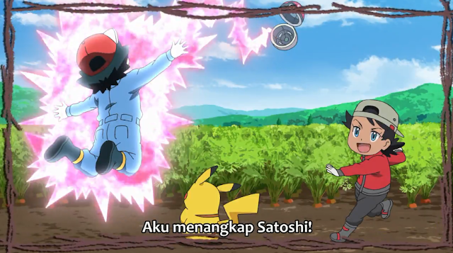 Pocket Monsters (2019) Episode 52 Subtitle Indonesia