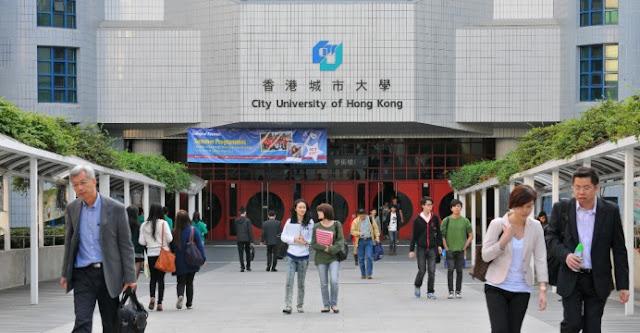 فرصة للحصول على منحة ممولة بالكامل للدراسة في جامعة ستي في هونغ كونغ..