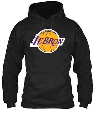 Lebron James Lakers Shirt T Shirt Hoodie Sweatshirt