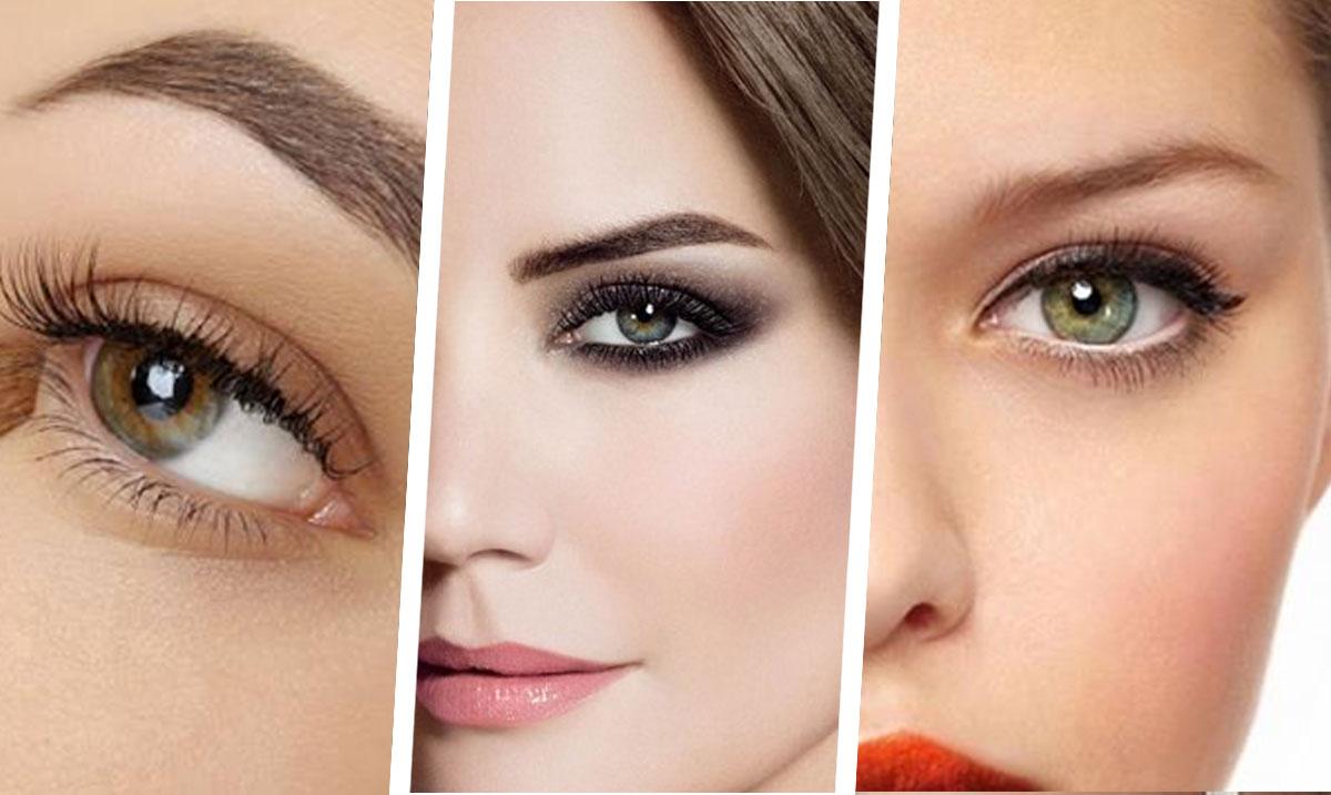 Tips de maquillaje para que tus ojos sean mas expresivos for Distintas formas de maquillarse los ojos