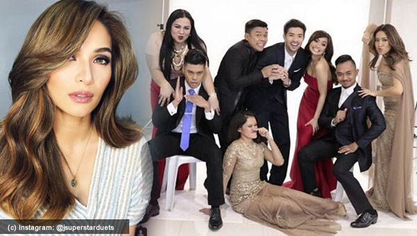 GMA7's Superstar Duets lives up to its name by having 'superstar' celebrities as contestants