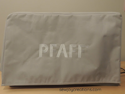 soft cover PFAFF performance icon