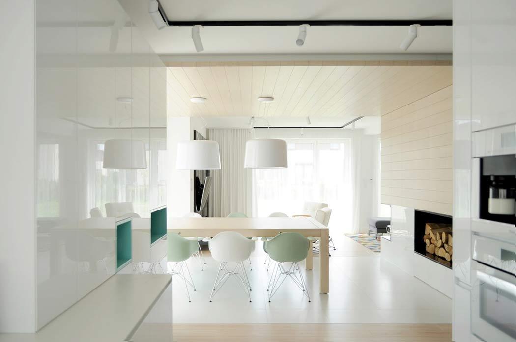 Apartamento clean e moderno na pol nia casa com moda for Foto appartamenti ristrutturati moderni