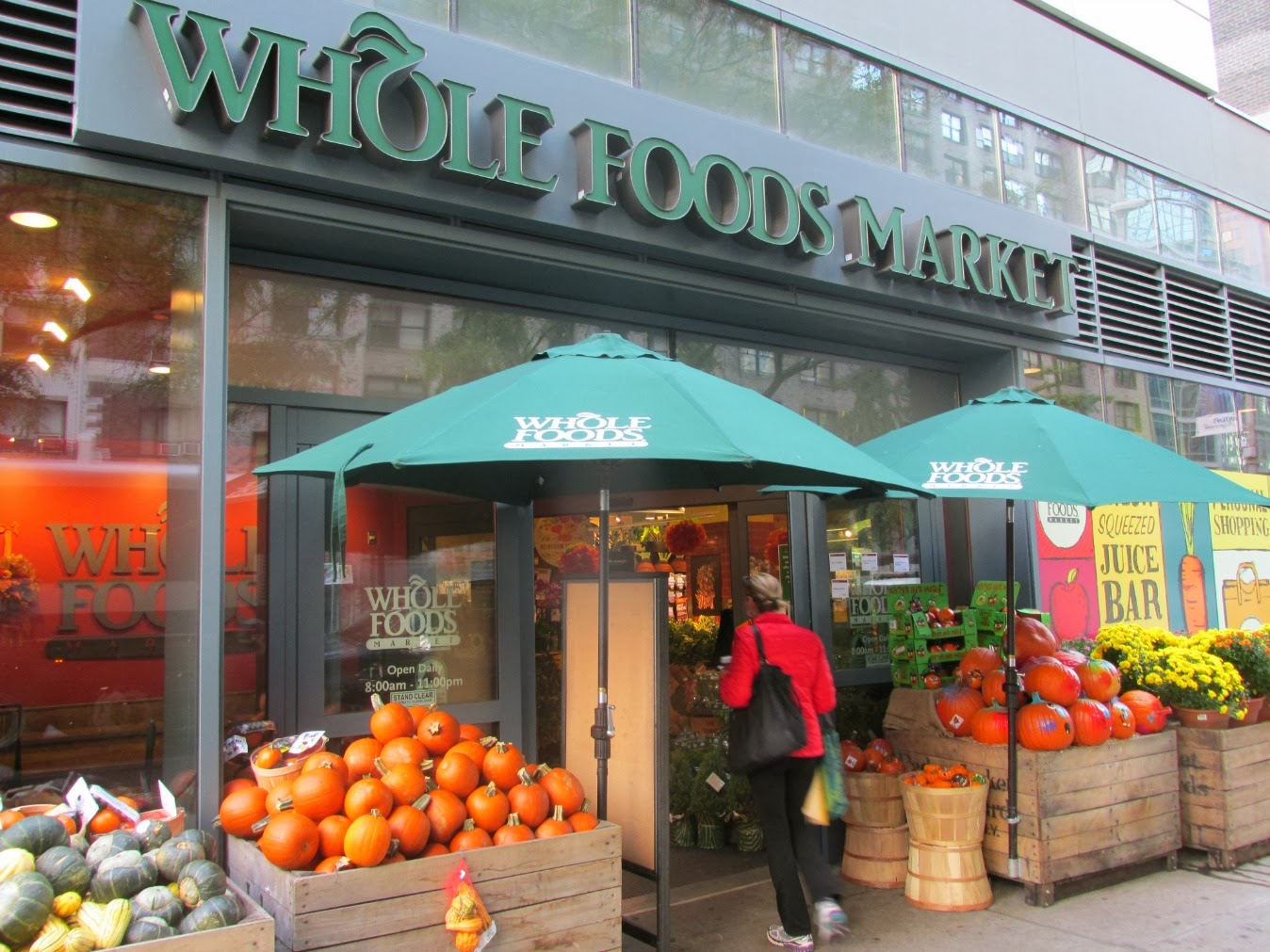 Whole Foods East Th Street Nyc
