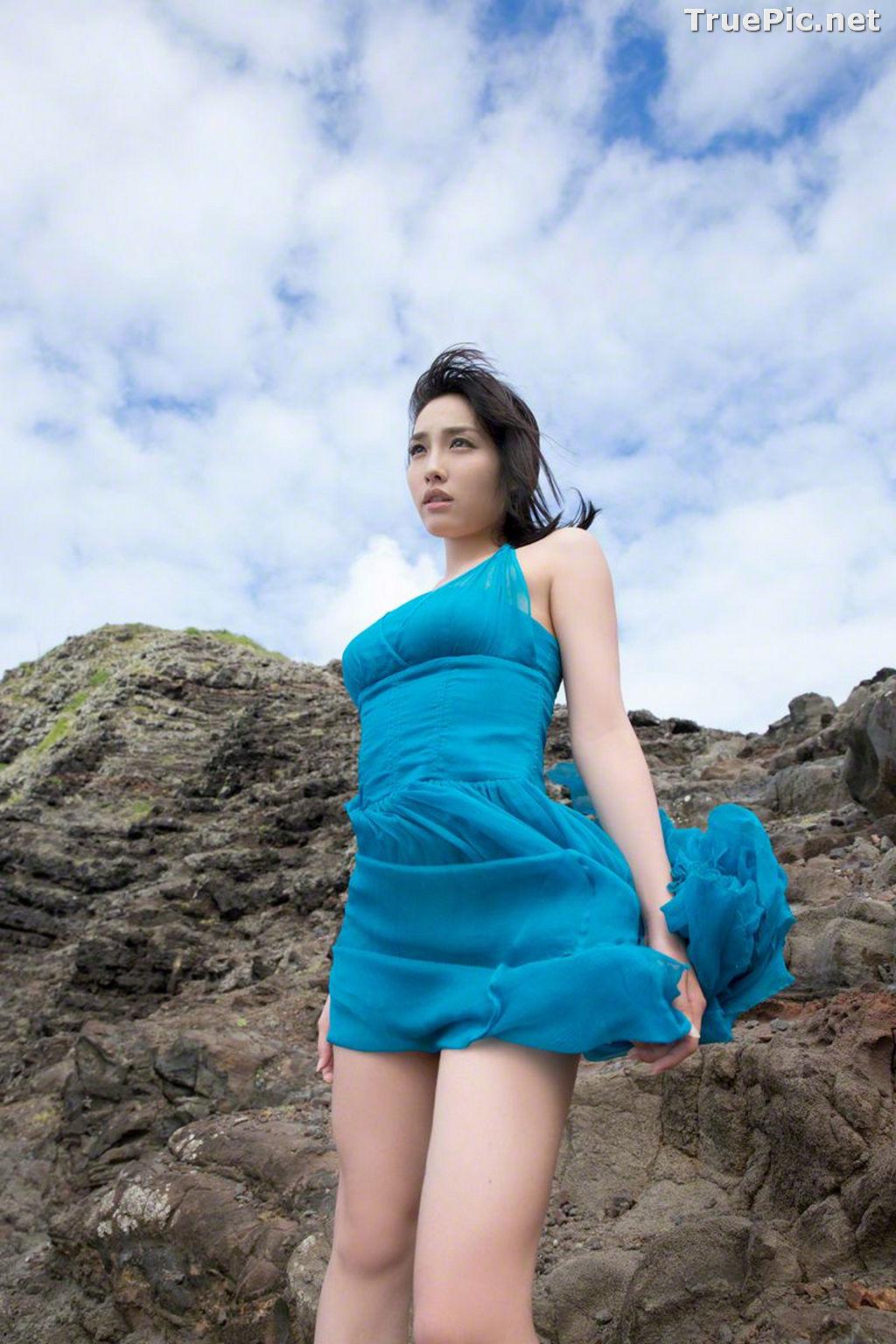 Image Wanibooks No.127 - Japanese Gravure Idol and Actress - Anna Konno - TruePic.net - Picture-6