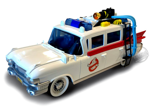 Toy Fair 2020 Hasbro Ghostbusters Ecto-1 Playset