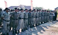 Jambore Sat Pol PP Kabupaten Bima 2019, Bangkitkan Jiwa Korsa
