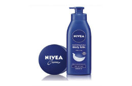Nivea Nourishing Body Milk 400ml + Free Cream 100ml For Rs 315 Snapdeal