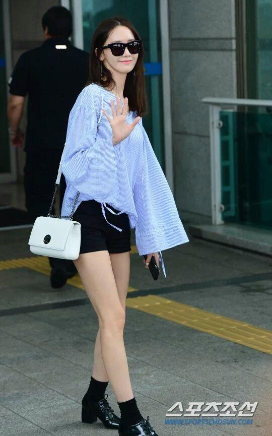 Gambar 20 Airport Fashion Yoona Snsd Terlengkap Terbaru Gebeet Tidak Membuat Di Rebanas Rebanas
