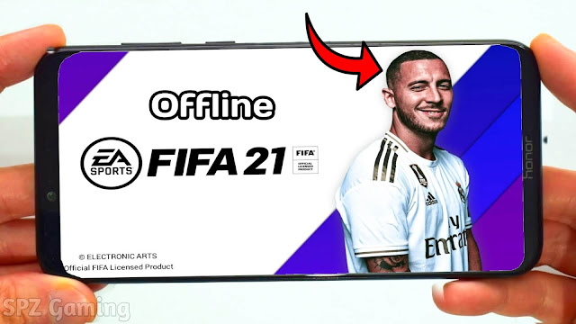 Download FIFA 21 Mobile Offline Android Best Graphics