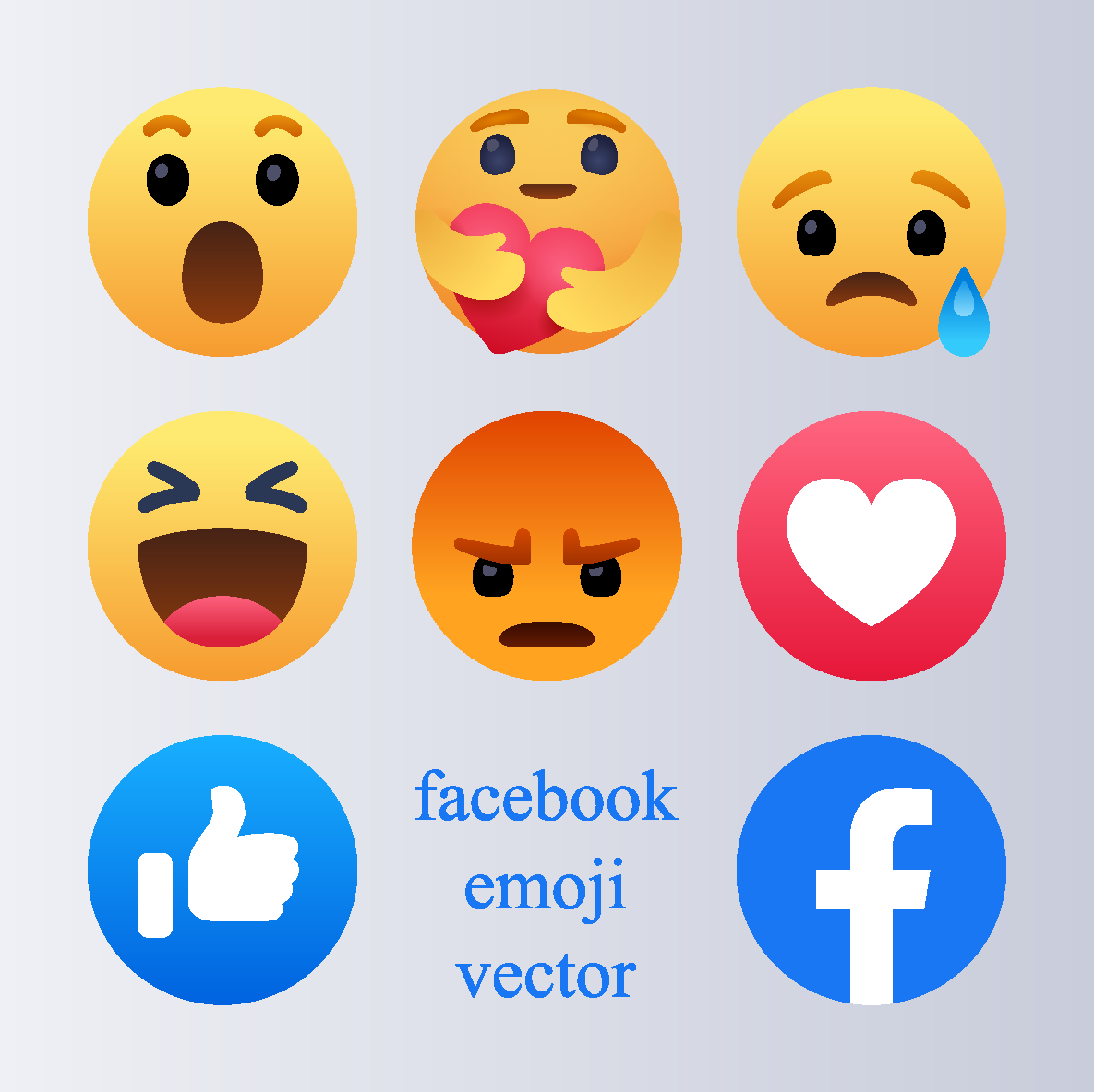 facebook emoji vector svg eps ai png psd vector download free #facebook #emoji #emojis #emoticons #like #graphics #happy #coreldraw #graphicdesign #love #heart #vectorartist #vectorartwork #vectorart #graphic #illustrator #icon #icons #vector #design #heart #designer #logo #logos #photoshop #button #buttons #freepik #illustration #art