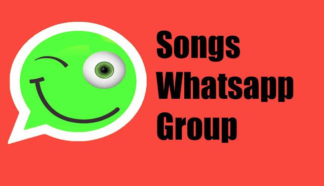Songs Whatsapp group