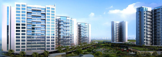 Kolte Patil Wakad 1/2/3 BHK Luxury Apartment Project
