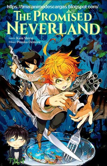 Descargar Yakusoku No Neverland Sub Español por Mega