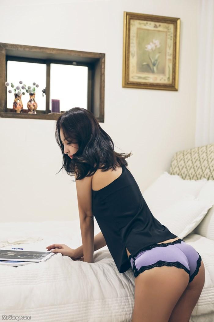 Image Kwon-Soo-Jung-MrCong.com-083 in post Người đẹp Kwon Soo Jung đầy mê hoặc trong bộ sưu tập nội y (134 ảnh)