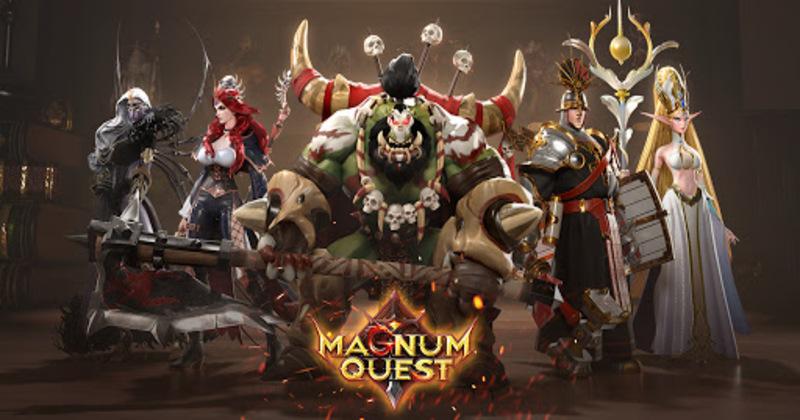 Magnum Quest Working Codes - September 2021