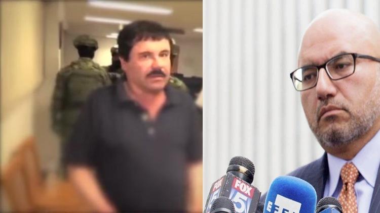 ACUSAN AL ABOGADO DE 'EL CHAPO' DE HABER AMENAZADO TESTIGOS