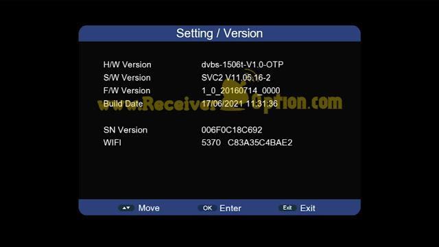 SUNPLUS 1506T 512 4M NEW SOFTWARE WITH GO SAT PLUS V2 & YOUTUBE OK 17 JUNE 2021