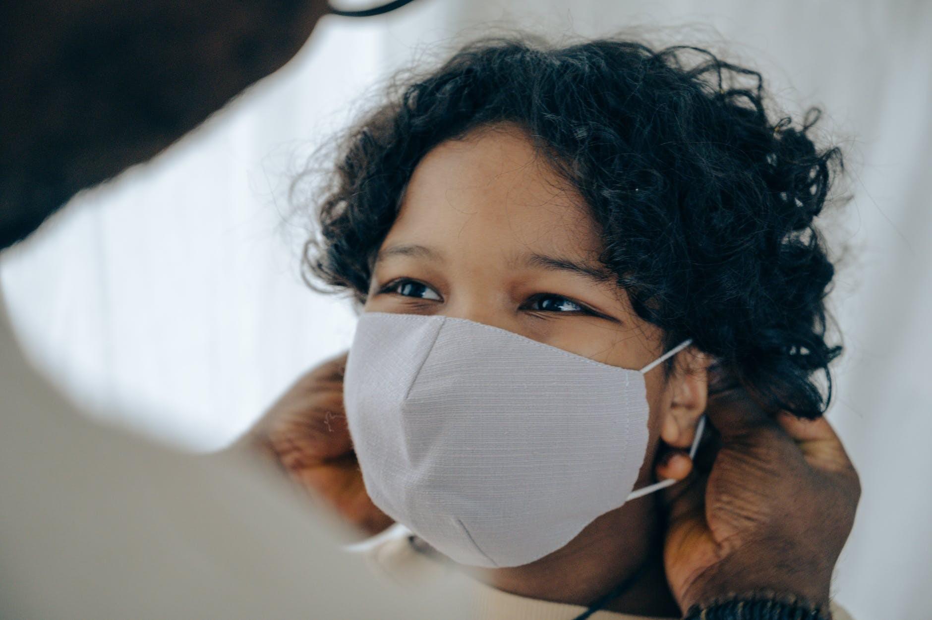 Veja 7 cuidados que se deve ter para prevenir a covid-19 em crianças