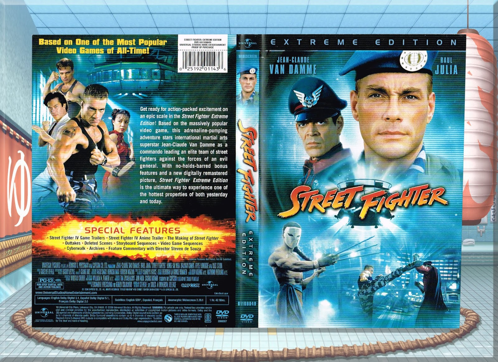 20 Years Before 2000 In Defense Of Street Fighter The Movie