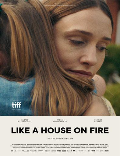 Como una casa en fuego