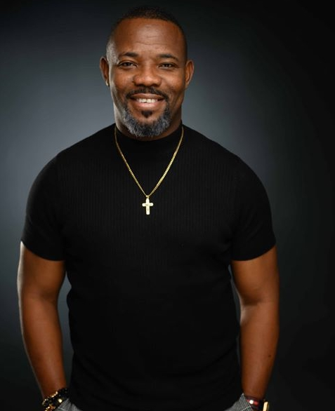 Okey Bakassi is a very popular Nigerian comedian, actor and TV presenter