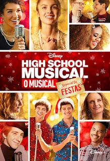 High School Musical: O Musical: Especial de Festas - HDRip Dual Áudio
