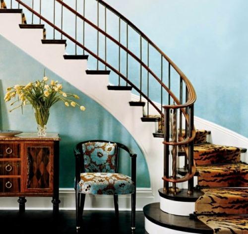 Cara memanfaatkan kolong bawah tangga interior rumah Memanfaatkan Kolong Tangga Rumah